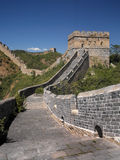 Great Wall of China - Jinshanling near Beijing Stock Photography