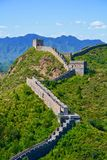 Great Wall China Stock Photo