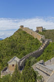 Great Wall of China JinShanLing Royalty Free Stock Image