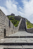 Great Wall of China JinShanLing Royalty Free Stock Image