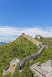 Great Wall of China JinShanLing Stock Photo