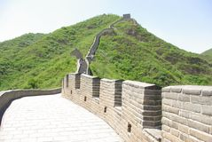 Great Wall of china juyongguan Royalty Free Stock Image