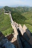 Great Wall of China, Miyun District, Habei, China. The Great Wall of China near JinShanLing, Miyun District, Hebei, China Stock Photo