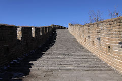 Great wall of china mutianyu. This is the great wall at mutianyu stock images