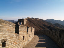 Great Wall of China - Mutianyu Stock Photos