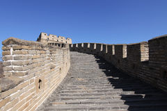 Great wall of china mutianyu china. This is the great wall of china close to beijing stock photography