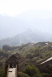 Great Wall of China at Mutianyu Stock Photography