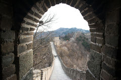 Great Wall of China Royalty Free Stock Images