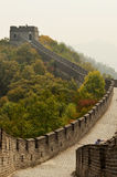 Great Wall of China, Mutianyu Royalty Free Stock Images