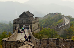 Great Wall of China, Mutianyu Stock Photos