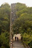 Great Wall of China, Mutianyu Stock Images