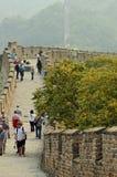 Great Wall of China, Mutianyu Stock Photo