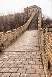 Great wall of China near Beijing Royalty Free Stock Images