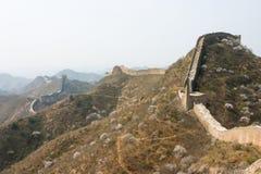 Great Wall China Royalty Free Stock Photography