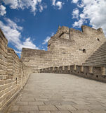 Great Wall of China, north of Beijing Royalty Free Stock Photo