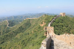 Great Wall of China royalty free stock photos