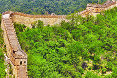 Great Wall of China, section Stock Photography