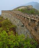 Great wall of china mutianyu. Great Wall of China section at mutianyu stock photo