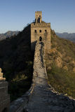 Great Wall of china simatai Stock Photography