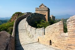 Great Wall - China Stock Photo