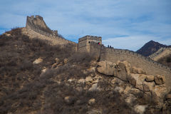The great wall, China Royalty Free Stock Photo