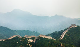 Great Wall; Stock Image