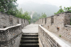 Great wall. A frame from great wall in beijing Royalty Free Stock Image