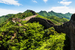The Great Wall Stock Photos