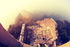 Free Great Wall In China Royalty Free Stock Photo - 59849155