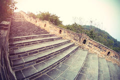 Free Great Wall In China Royalty Free Stock Photography - 60166337