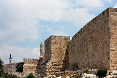 Great Wall of Jewish Stock Photography