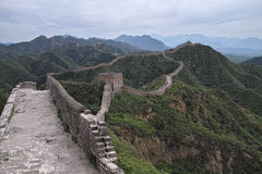 Great Wall in Jinshanling Stock Photos