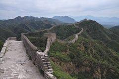 Great Wall in Jinshanling Stock Photos