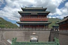 The Great Wall, Juyongguan, China Stock Photos