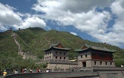The Great Wall, Juyongguan, China Royalty Free Stock Image