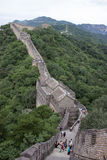 Great Wall at Mutianyu Stock Photography