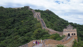 Great Wall at Mutianyu Stock Photos