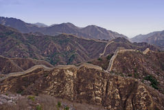 Free Great Wall Of China Royalty Free Stock Image - 2402406