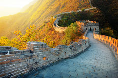 Free Great Wall Of China Royalty Free Stock Photography - 34671677