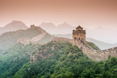 Free Great Wall Of China Stock Image - 55608331