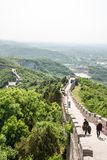 The Great Wall Royalty Free Stock Images