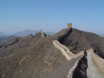 Great Wall. Simatai Stock Images