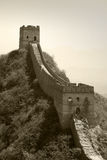Great wall, towers royalty free stock images