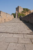 Great wall. View of great wall path Royalty Free Stock Images