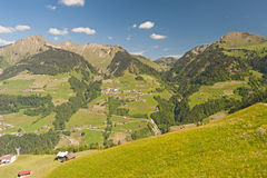 Great Walser Valley Royalty Free Stock Images