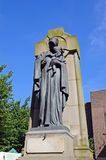 Great War memorial, Derby. Royalty Free Stock Photography