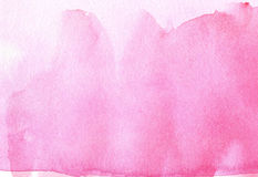 Great watercolor background Royalty Free Stock Photo