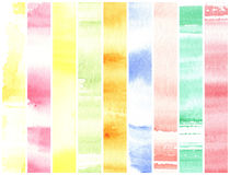 Great watercolor background Royalty Free Stock Photography