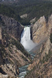 Great waterfall Stock Image