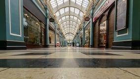 Great Western Arcade Indoor A imagenes de archivo